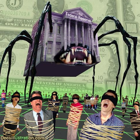 The Cashless Society – Resistance is NOT Futile