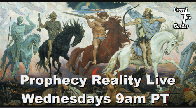 Prophecy Reality Livestream July 2016