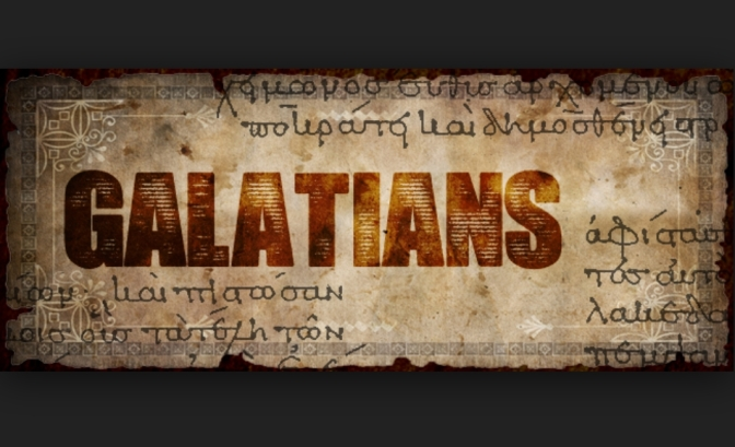 Epistle to the Galatians – Cross The Border