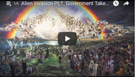 Alien Invasion Pt.1, Government Takeover Coming